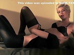 Strapon seduction