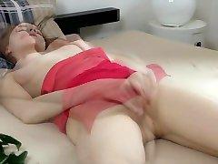 Redhead Teen Masturbating SECRETS-ART Redly
