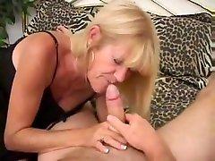 Granny Tanned Blonde In Action. xxx sex hot big cock ko year za kar porn granny old cumshots cumshot