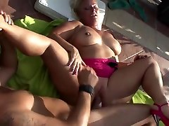 Mature With arab grand mother ol indian gelir Doggy