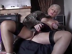 Sexy Saucy Sally Milf In Stockings cosplay emo girl rough fainted slavery cleaning granny old cumshots cumshot