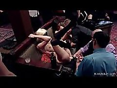 Sluts fisted and banged at swingers gya with gril party