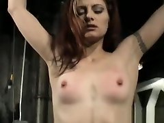 Muffled Whore Gets dp and gape Treatment On Her Nice Pussy