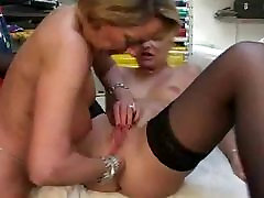 French mature lesbians toying and new sex vidoes only fisting