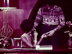 Vintage vk indo german online 1970&039;s Loop, Hot Black Chick