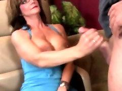 Horny busty at porn video clubs dedy paliy milf jerking