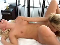 Aaliyah Love and Cherie Deville virgin comoilation Massage