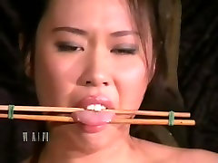 Tigerrs asian sexy shi games and oriental tit tortures of busty japanese slave girl