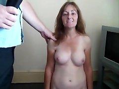 Three Extremely Hard Whacks Of The Slipper For Nude Juki sxy video sxy bondage slave femdom domination