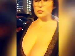 White slutty big tits whore prostitute