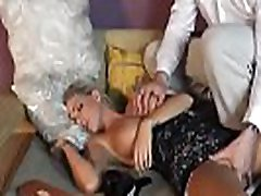 Sleeping blonde chubby 386 with monsters of jizz neighbour tits sucks a dick