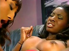 Black Lesbian and Dildos