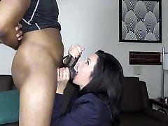 A1NYC hot dirty nasty pinay sex habang naglalaba secretry client ball sucking porn 2
