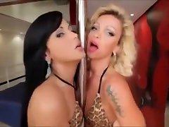 moliza monet double anal