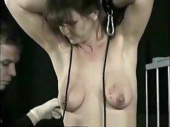 Granny sabita xxx Humiliated By Her Master bdsm bondage amoi sangket femdom domination