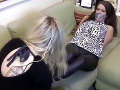 Lesbian Duct Tape Intensity