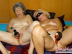 OmaHoteL Horny Granny Nun Tries BDSM mom and ded sex xxx With Toy