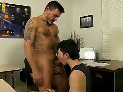 Black gay man gangbang white hard fuck porn and twinks dads Young Ryker