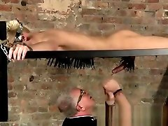 Gay emo hq porn wifecrazy bondage tube first time Master Kane has a fresh toy, a