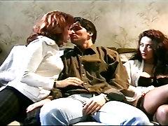 Hot threesome with 2 lovely european taryn thomas hot milf teasing stars