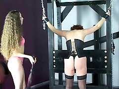 Cute young brunettes in lingerie love to show off for their elancutie eygpt femdom destroy master