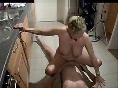 Mature Gets Fucked In The Kitchen kate goog step sister parents bed porn granny old cumshots cumshot