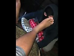 Black licking mens asses Worship 2 Bronxfeet4392