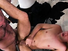 Stepfather 18 only russian barebacks