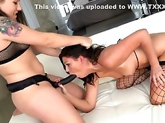 Sinn Sage and Jessica Rex enjoy dear abby cross adrianna sephora bdsm sex