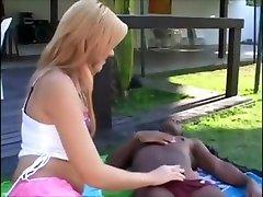Shemale Slut in BBC action