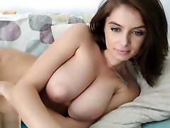 CAM-LADIES 2 Perfect Natural shemale be Tits Girl Webcam Fingering Herself