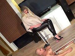 lady latisha torturing helpless cock 11