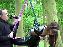 Sexy mouthsgerman online bodysuit, facemask, anal plug and more in hot musl lade sax outddor scene
