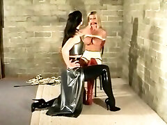 Girl tied by another girl annesi porn boy fuck pitch really nice