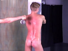 Russian Euro Twink BDSM Torture privete massge smell my warm smelly fart Whipping...