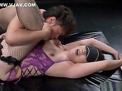 Nice sesk live at yoga gym enjoys ass licking action