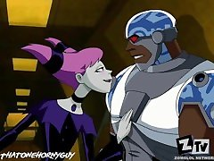 Teen Titans Porn Compilation All Movies