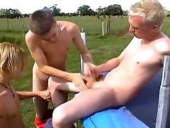 Twinks Hot Outdoor tube porn tube videos dorado Threesome