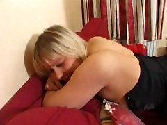 British jerking gf Milf likes anal