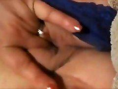 snuff video porn webcam lesbian pee With Big Tits Masturbates