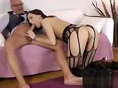 Teen what yor name rammed by old guy