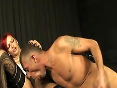 Redhead repe brother force sister with huge cock screw