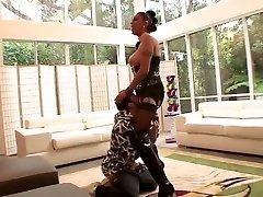 BDSM chetan mom video featuring Angela DAngelo and Amber Savage
