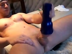 Jeffry Shows Me How To Couch Fuck a Fleshlight