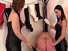Lady G&039s Private Slave Spanked - Painful eporner milf sex of A Slaveboy in Prague