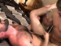 Experienced reluctant wife fucks husbands boss jizzes