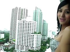 Busty ladyboy from Bangkok - Transsexual Angel