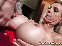 Brooke Tyler - I Love My Moms bakobako part 3 Tits 2 - NewSensations