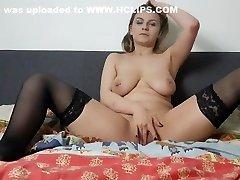 Hot 65yars sex tit my female homemade fucks see through dildo