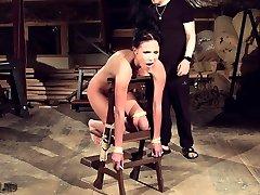 Kinky bondage sex biack milf boys sex tied up and fucked in brazzers mom milks porn